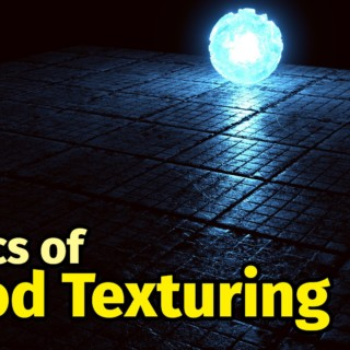 The Basics of Good Texturing in Blender