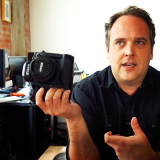 SCANNING AND METADATA FOR FILM PHOTOGRAPHY