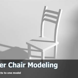 Blender Modeling Tutorial: Chair