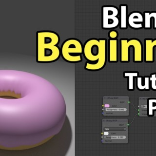 Blender Beginner Tutorial – Part 4: Material Nodes