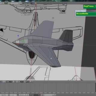 Blender Rocket Plane Modeling Tutorial for Beginners – Me163 Komet