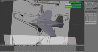 Blender Rocket Plane Modeling Tutorial for Beginners – Me163 Komet