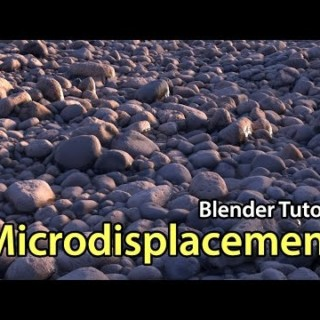 Introduction to Microdisplacements – Blender Tutorial