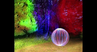 Orbs – Light Painting Photography Tutorial