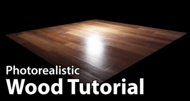 How to Make Photorealistic Wood in Blender