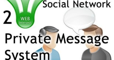 2/3 Private Message System Tutorial for PHP MySQL Websites Web Intersect