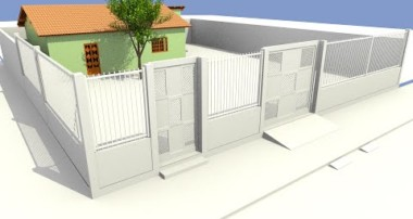 01 – Modelagem Arquitetônica com o Blender 3D