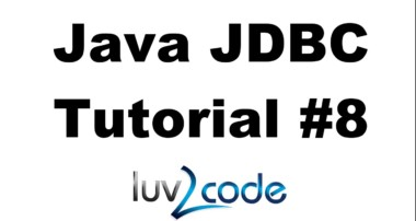 Java JDBC Tutorial – Part 8: JDBC Database MetaData with MySQL