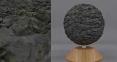 Blender 3d | Stone material | Tutorial