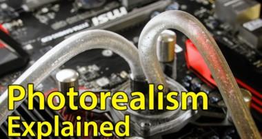 Photorealism Explained