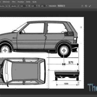 01 – Como modelar um carro nível iniciante no Blender 3D | Tutorial pt-br