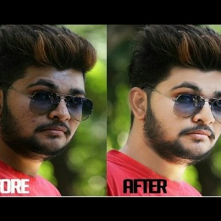 Face Editing tutorial in Photoshop Cs6(without selection)