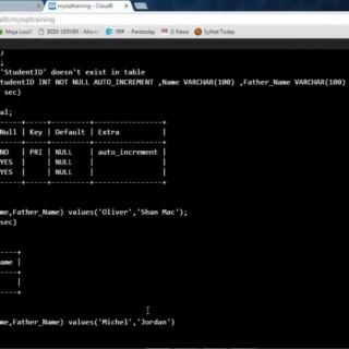 The Comprehensive MySQL Course Part 3  | Advanced MySQL Tutorial