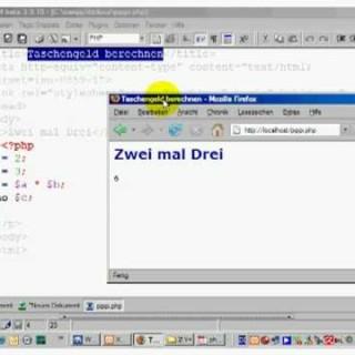 """Video Tutorial zum Buch """"PHP und MySQL für Kids"""""""