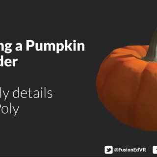 Sculpting a Pumpkin in Blender: Modeling Tutorial