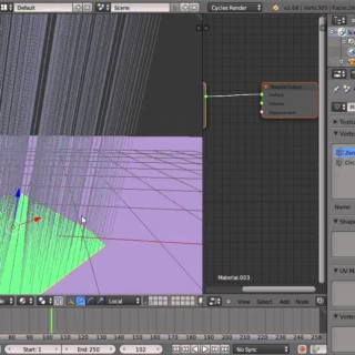 Blender Tutorial – Cycles Rendering and Color Ramps