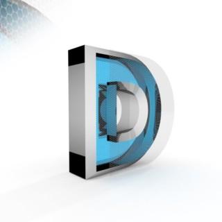 Blender 3D Text Tutorial – Honeycomb Metallic Effect (Cycles)