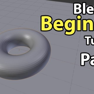Blender Beginner Tutorial – Part 2: Moving, Rotating, Scaling