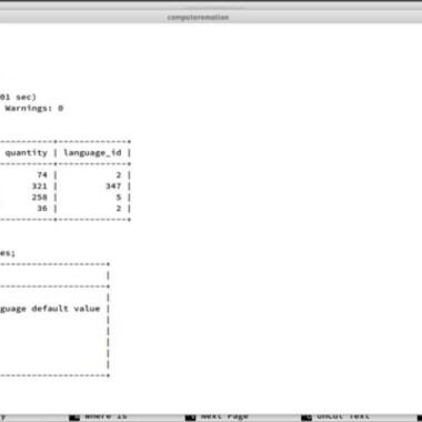 DEFAULT, MYSQL TUTORIAL, PART 45