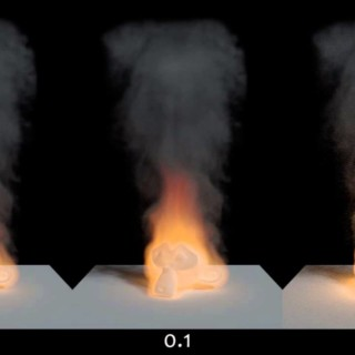 Quick Tutorial: Cycles Smoke Materials (Blender 2.71)