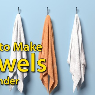 How to Make Towels – Blender Tutorial
