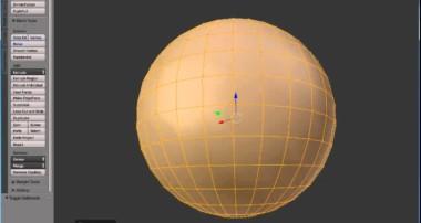 Sculpting Basics in Blender 3D