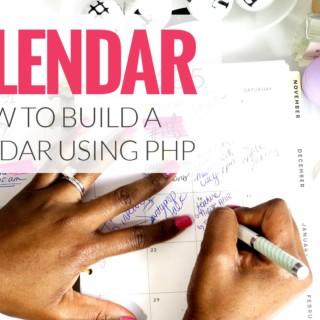 PHP Calendar Script Tutorial