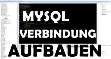 MYSQL VERBINDUNG IN EUREM PLUGIN AUFBAUEN | TUTORIAL