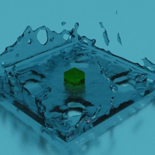 Blender 3D: Realistic Water Animation Tutorial Using Cycles Render