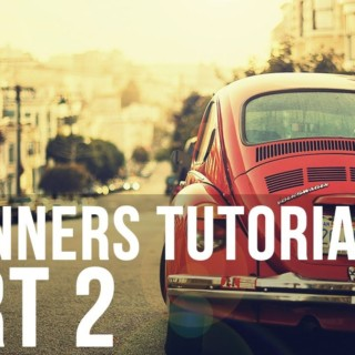 Adobe Photoshop CS6 for Beginners Tutorial (Part 2)