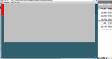 Bootstrap grid sistemi gizleme ve yer degistirme 09