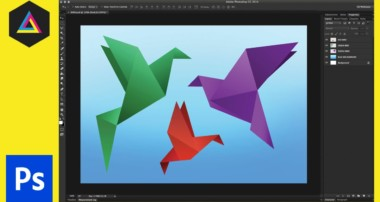 Interface Introduction to Adobe Photoshop Ep1/33 [Adobe Photoshop for Beginners]