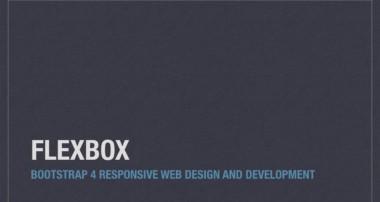 Bootstrap 4 utilities: Flexbox