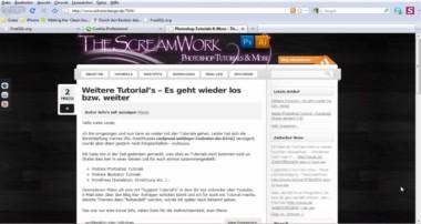 Webdesign mit WordPress Tutorial Teil 1 – Installation und MySQL-Datenbank