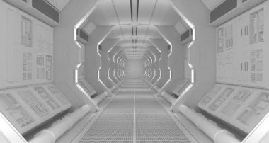Blender Tutorial: Create a Spaceship Corridor in Blender – Part 1 of 2
