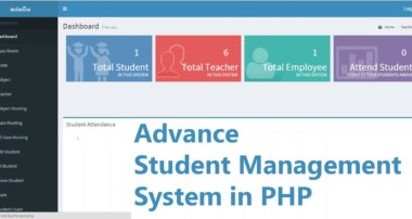 Student Management System Tutorial 1