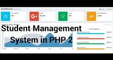 Student Management System Tutorial 2