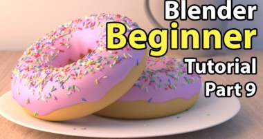 Blender Beginner Tutorial – Part 9: Rendering and Compositing