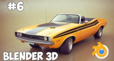 Blender 3D моделирование / Урок #6 – Создание мультяшного героя