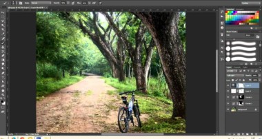 Dramatic Photo Effects – Photoshop CS6 Tutorial