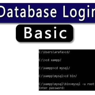 MySQL_(Part 1)_Database Login, MySQL Basic, Download Xampp & Notepad++ [Bangla Tutorial] 2017