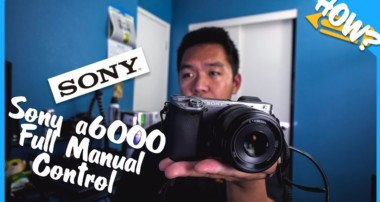 Sony a6000: Full Manual Control Photography Tutorial (ISO, Shutter Speed, Aperture)