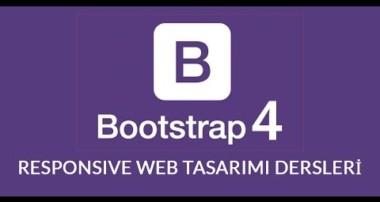 Bootstrap 4 ile Responsive Web Tasarımı Dersleri 2017 – Ders 3