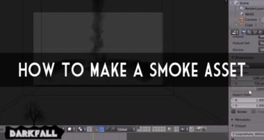 Blender Tutorial: How to make Smoke in Blender Cycles
