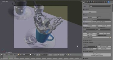 Introduction to Blender's Fluid Simulator