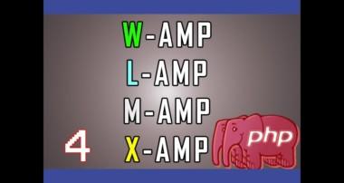 PHP video tutorial 04 – WAMP / LAMP / MAMP / XAMP – Web IDE