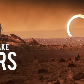 How to Make Mars in Blender – Part 2 of 2