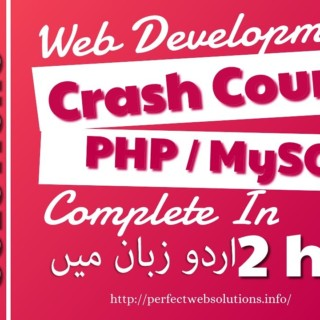 Web Development Course Part 04: Complete PHP and MySQL Crash Course for Beginners In Urdu Hindi 2017