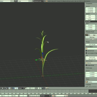 Blender Tutorial: Plants Made Easy