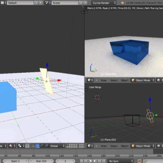 Blender Tutorial – Avoiding Graininess in your Cycles Rendering